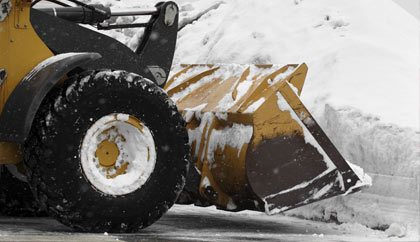 Snow Removal and Ice Control Services