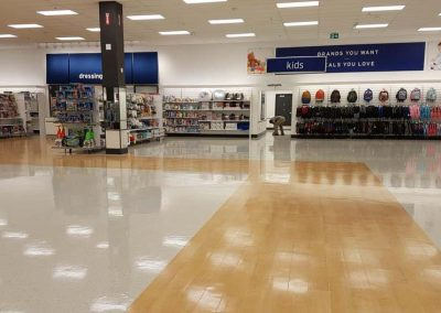 Retail Janitorial Cleaning Services