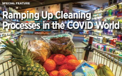 Ramping Up Cleaning Processes in the COVID World